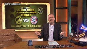 TV total Blind Kick Champions League-Finale