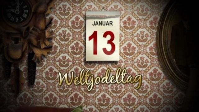 TV total - Kalenderblatt - Weltjodeltag