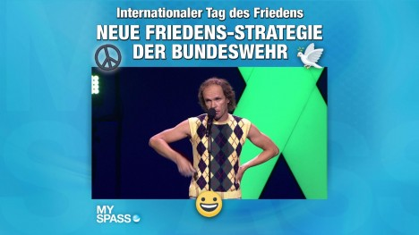 Internationaler Tag des Friedens