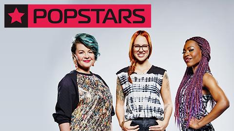 Weibliche Popstars