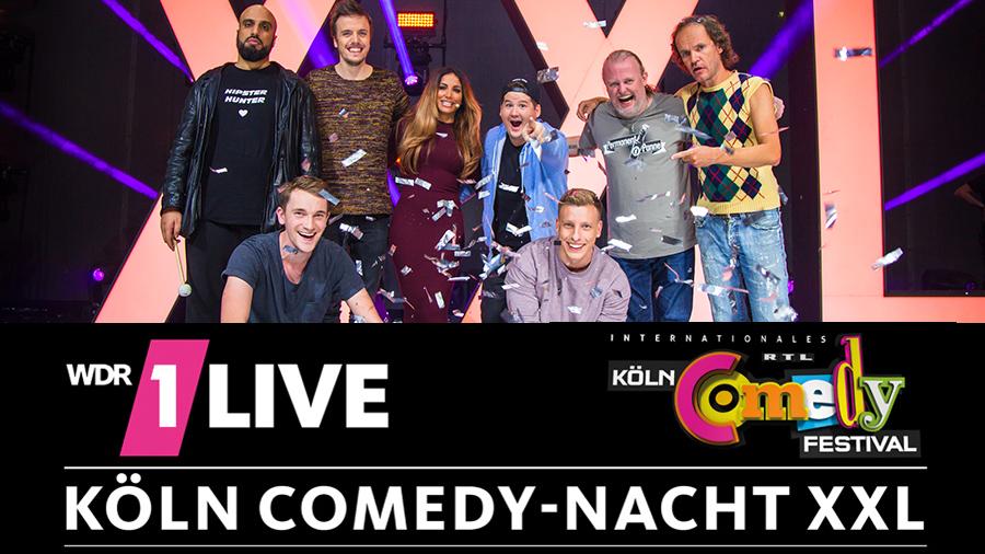 Comedy Nacht Xxl
