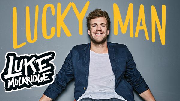 Luke Mockridge Live - IM Lucky, IM Luke Stream