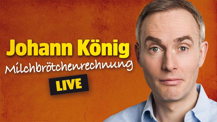 Johann König Stream